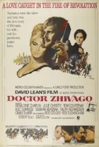 Filmposter van de film Doctor Zhivago (1965)