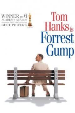 Filmposter van de film Forrest Gump