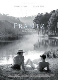 Filmposter van de film Frantz (2016)
