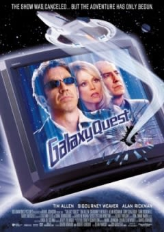 Filmposter van de film Galaxy Quest