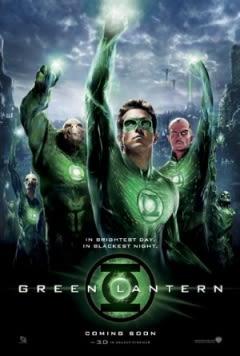 Filmposter van de film Green Lantern (2011)