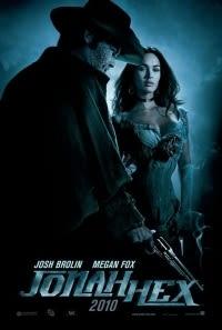 Filmposter van de film Jonah Hex (2010)