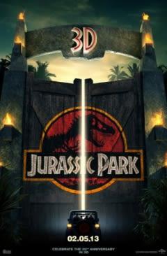 Filmposter van de film Jurassic Park (1993)