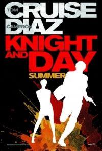 Filmposter van de film Knight and Day (2010)