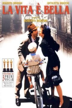 Filmposter van de film La vita è bella (1997)
