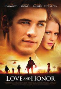 Filmposter van de film Love and Honor (2013)