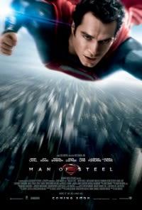 Filmposter van de film Man of Steel (2013)