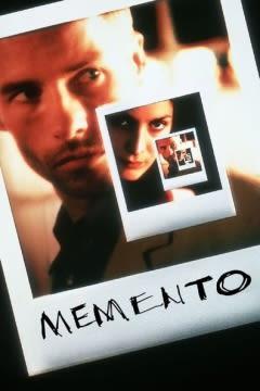 Filmposter van de film Memento