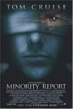 Filmposter van de film Minority Report