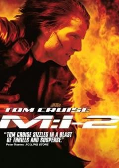 Filmposter van de film Mission: Impossible II (2000)