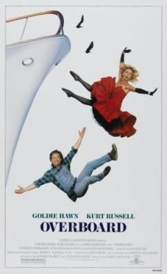 Filmposter van de film Overboard (1987)