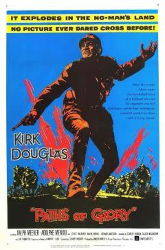 Filmposter van de film Paths of Glory (1957)