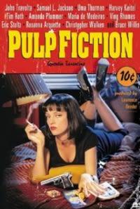 Filmposter van de film Pulp Fiction