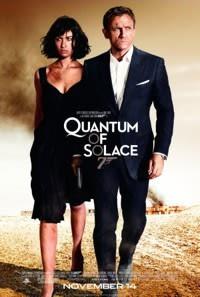 Filmposter van de film Quantum of Solace (2008)