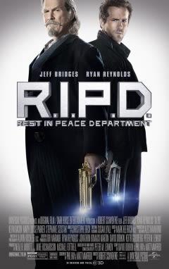 Filmposter van de film R.I.P.D. (2013)