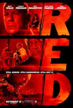 Filmposter van de film RED (2010)
