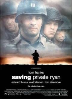 Filmposter van de film Saving Private Ryan (1998)