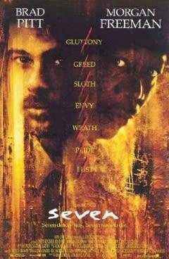 Filmposter van de film Se7en