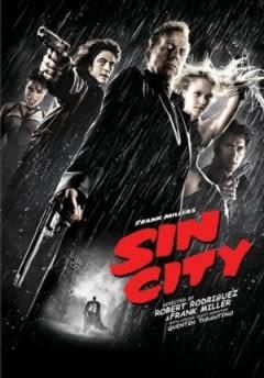 Filmposter van de film Sin City (2005)
