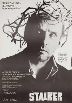 Filmposter van de film Stalker (1979)