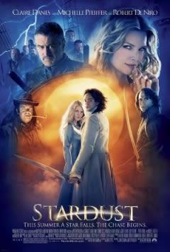 Filmposter van de film Stardust (2007)