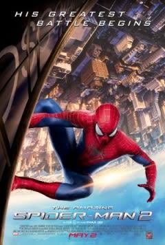 Filmposter van de film The Amazing Spider-Man 2