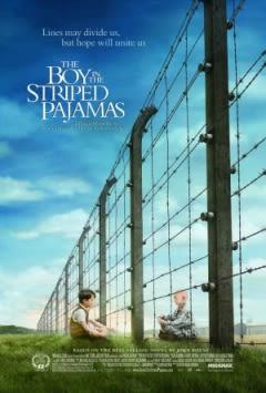 Filmposter van de film The Boy in the Striped Pyjamas (2008)