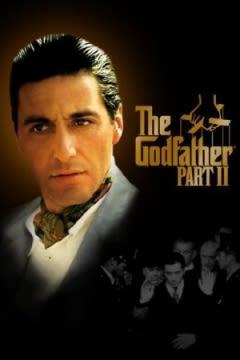 Filmposter van de film The Godfather: Part II