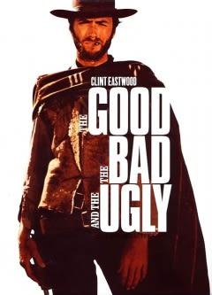 Filmposter van de film The Good, the Bad and the Ugly (1966)