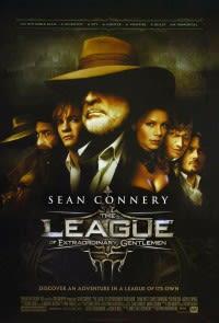 Filmposter van de film The League of Extraordinary Gentlemen (2003)