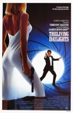 Filmposter van de film The Living Daylights (1987)