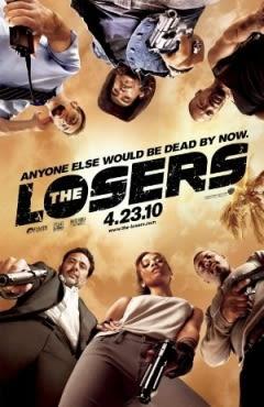 Filmposter van de film The Losers (2010)