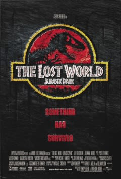 Filmposter van de film The Lost World: Jurassic Park (1997)