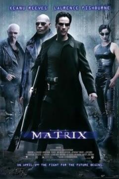 Filmposter van de film The Matrix