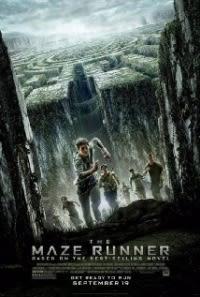 Filmposter van de film The Maze Runner (2014)