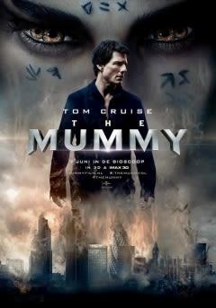 Filmposter van de film The Mummy (2017)