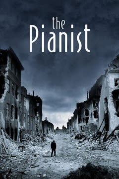 Filmposter van de film The Pianist