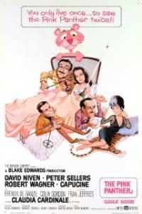 Filmposter van de film The Pink Panther