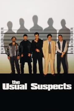 Filmposter van de film The Usual Suspects