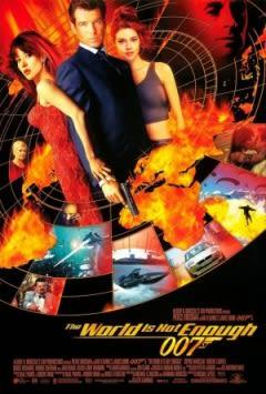 Filmposter van de film The World Is Not Enough (1999)