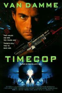 Filmposter van de film Timecop (1994)