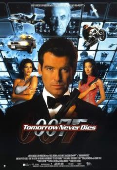 Filmposter van de film Tomorrow Never Dies (1997)