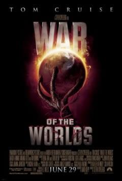 Filmposter van de film War of the Worlds (2005)