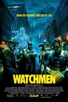 Filmposter van de film Watchmen (2009)