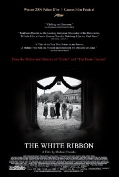 Filmposter van de film Das weiße Band (2009)