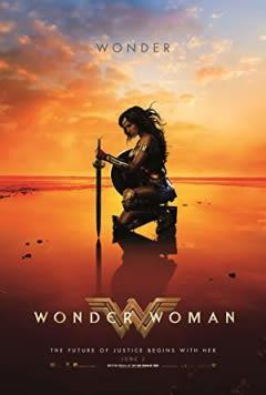 Filmposter van de film Wonder Woman (2017)