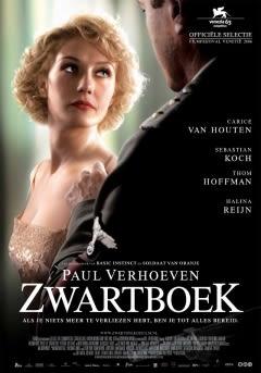 Filmposter van de film Zwartboek (2006)