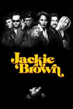 Filmposter van Jackie Brown