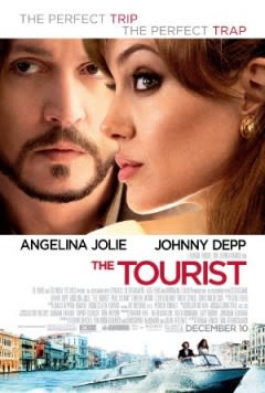 Filmposter van The Tourist