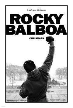 Filmposter van Rocky Balboa